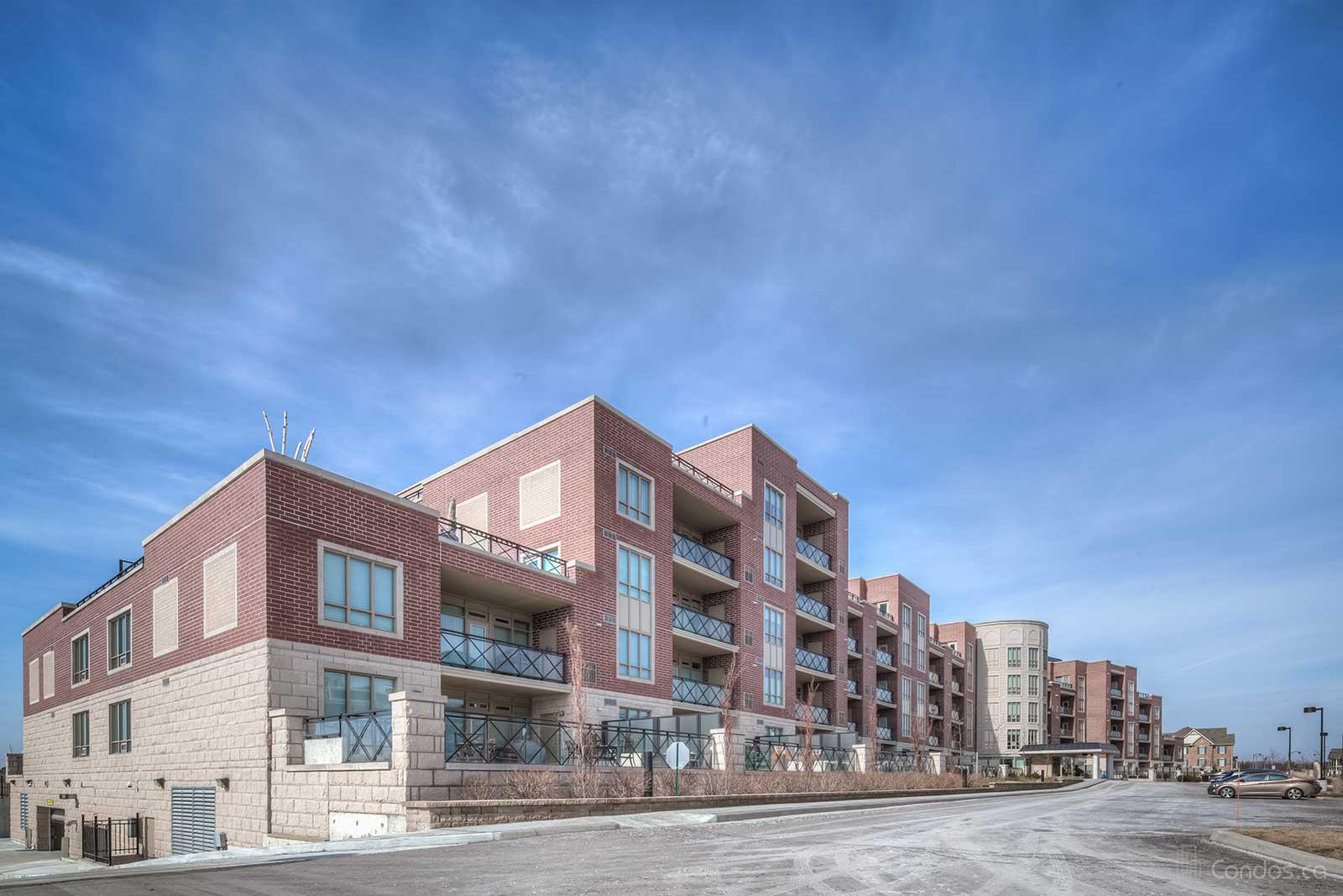 The Terrace on Rouge Creek at 35 Baker Hill Blvd, Whitchurch-Stouffville 0