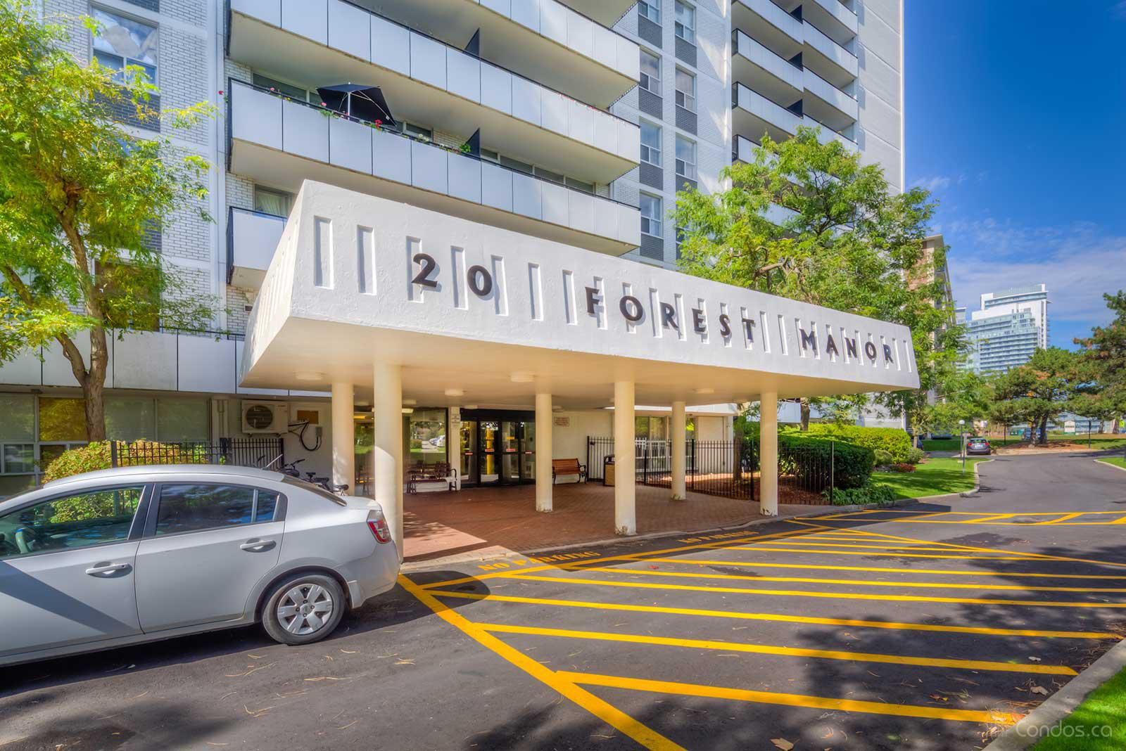 20 Forest Manor Road Condos at 20 Forest Manor Rd, Toronto 1