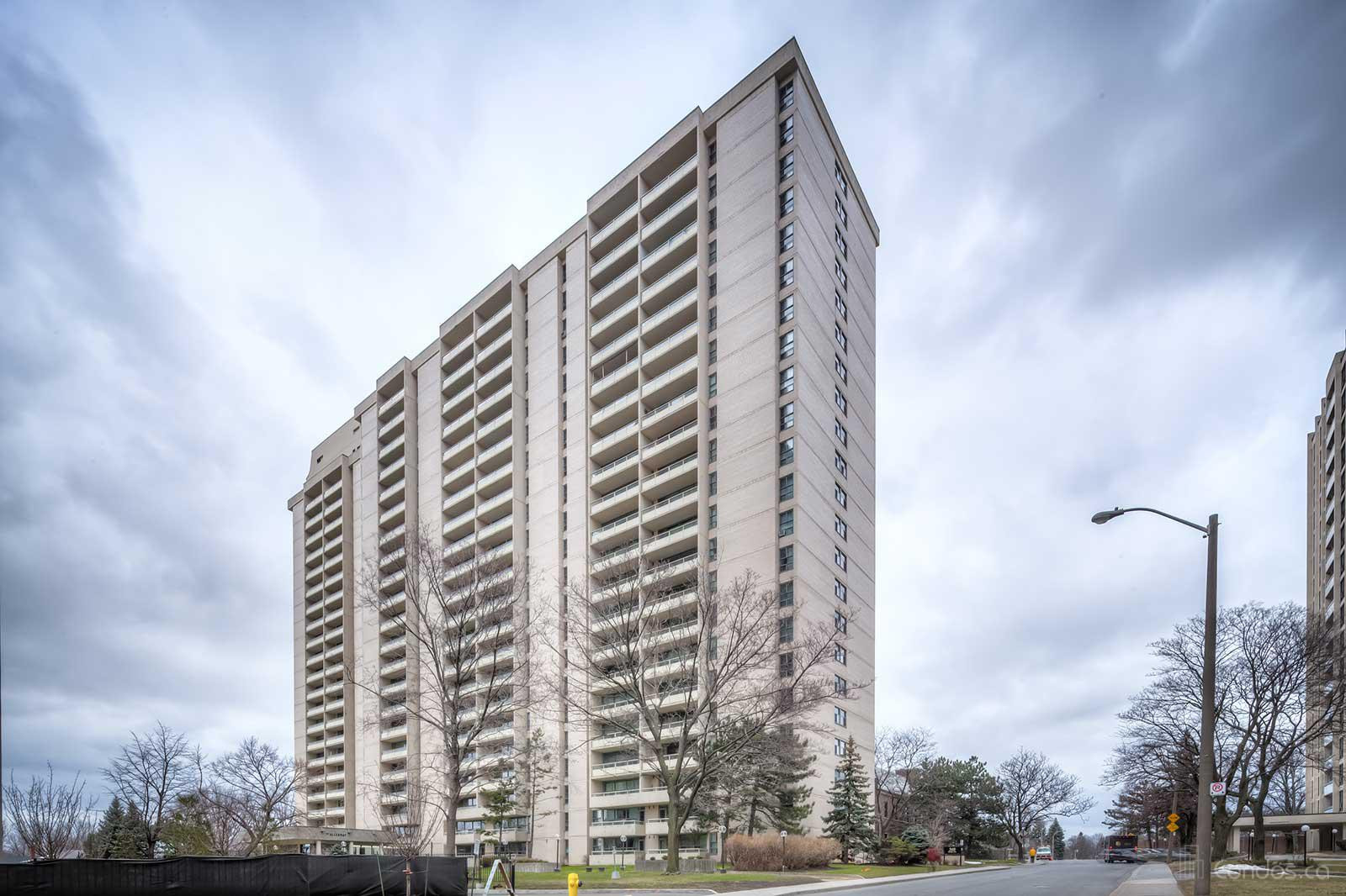 The Allenway at 360 Ridelle Ave, Toronto 0