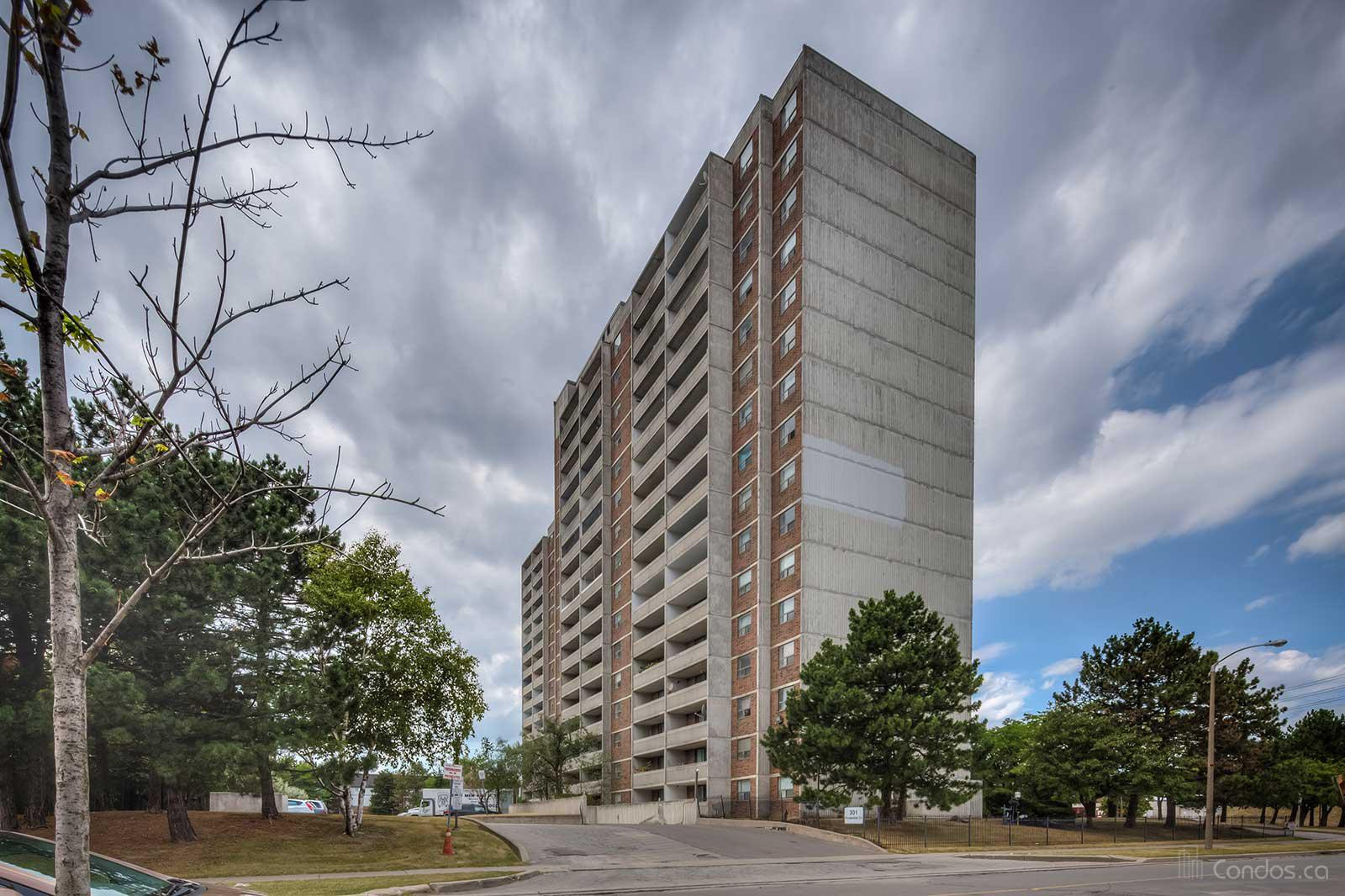 301 Prudential Drive Condos at 301 Prudential Dr, Toronto 0