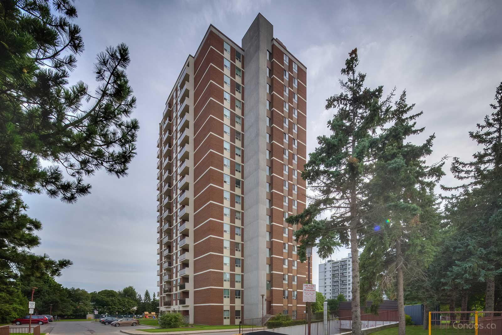 McCowan Place at 121 Trudelle St, Toronto 1