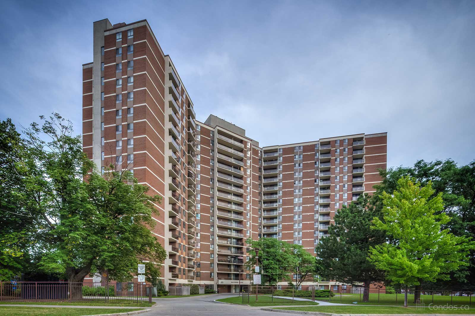McCowan Place at 121 Trudelle St, Toronto 0