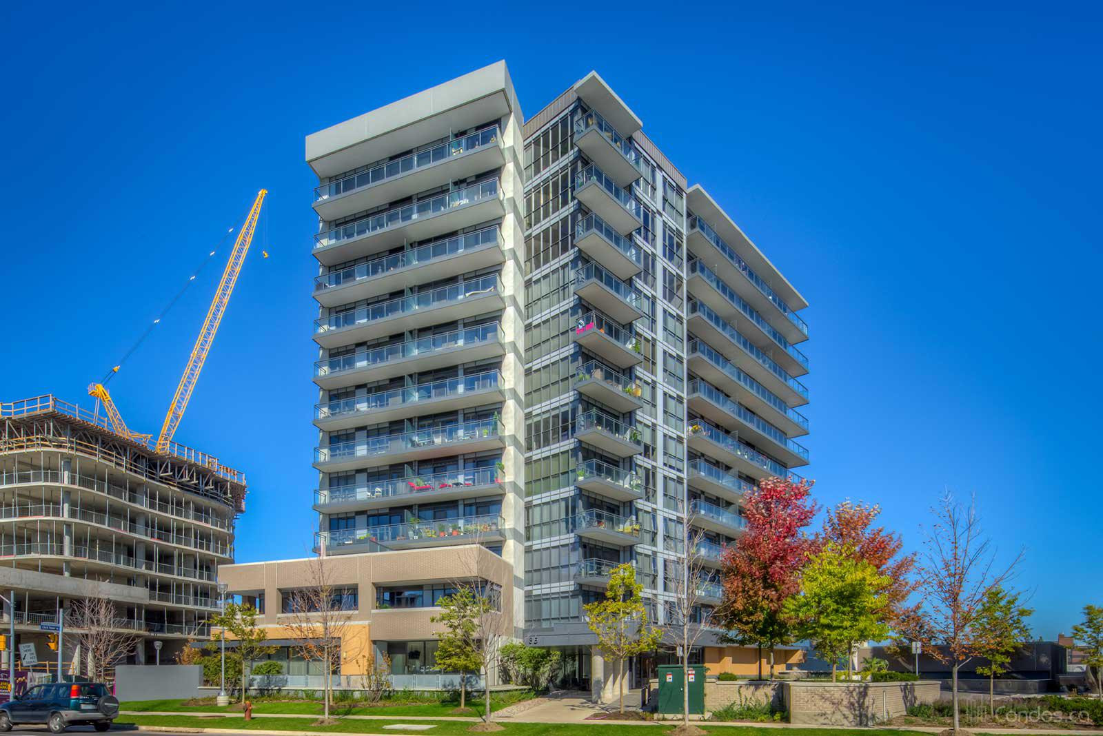 Reflections Residences at Don Mills at 85 The Donway W, Toronto 1