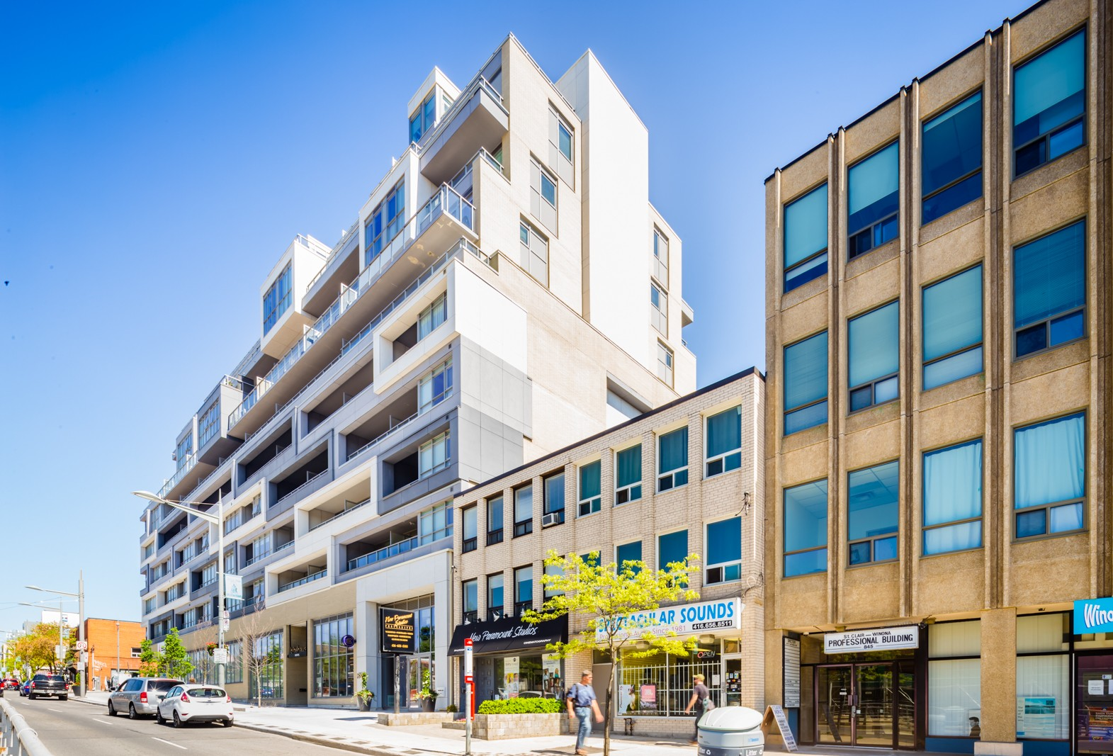 The Nest Condos at 835 St Clair Ave W, Toronto 0