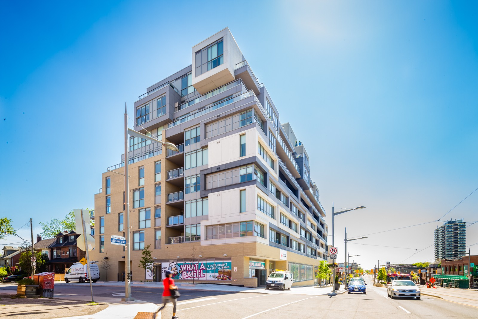 The Nest Condos at 835 St Clair Ave W, Toronto 1