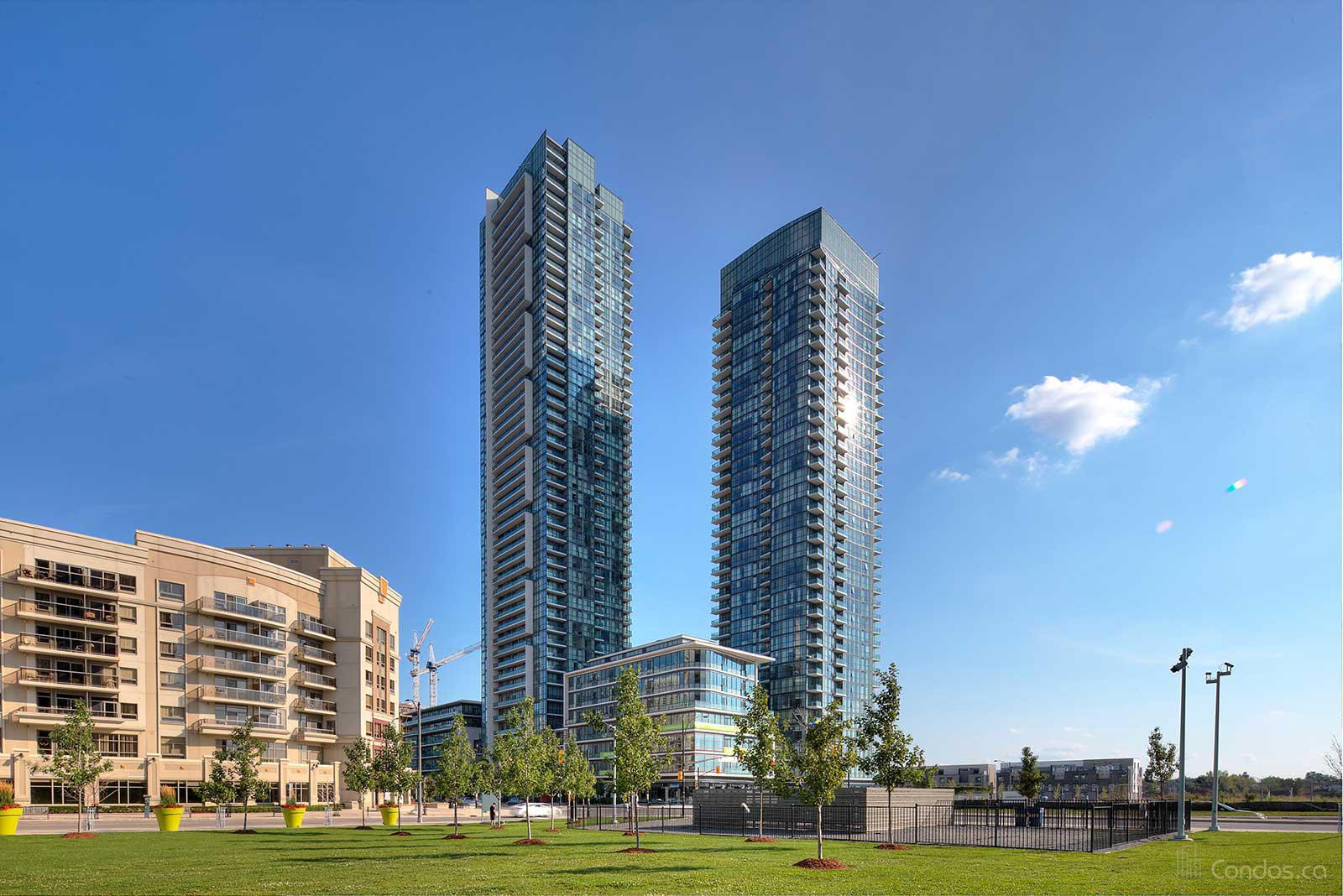 The Residences at Parkside Village at 4065 Brickstone Mews, Mississauga 0