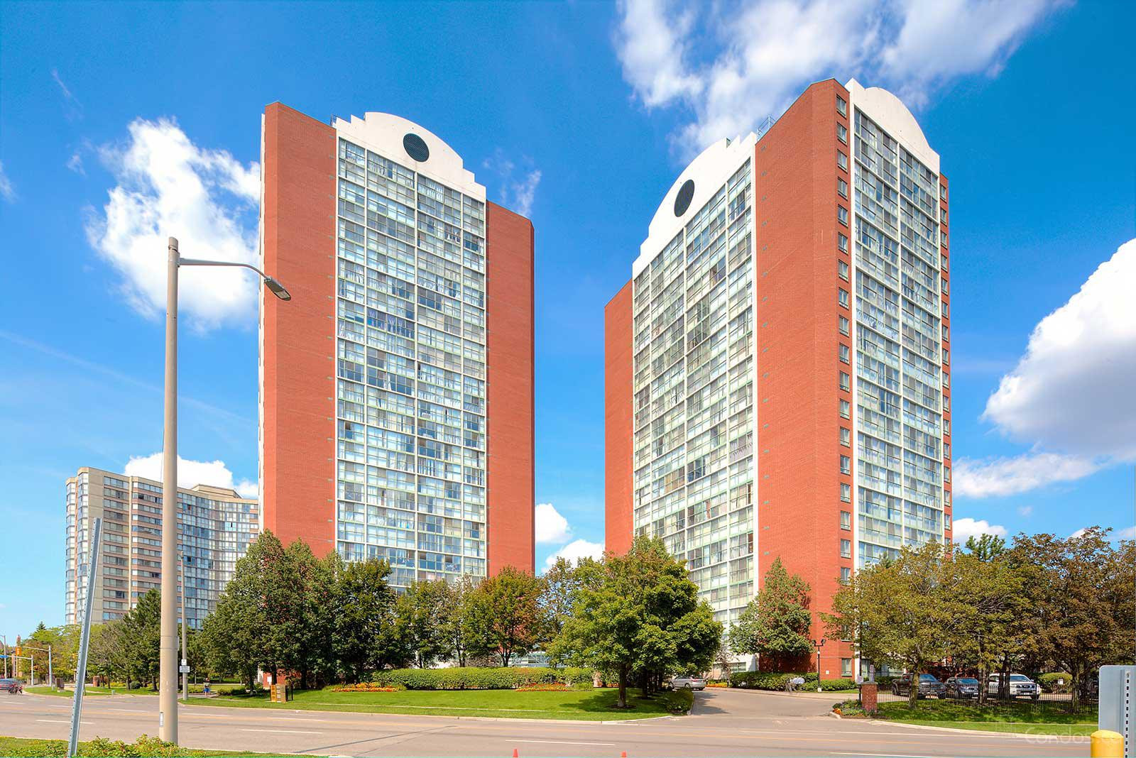 Chelsea Towers at 4185 Shipp Dr, Mississauga 0