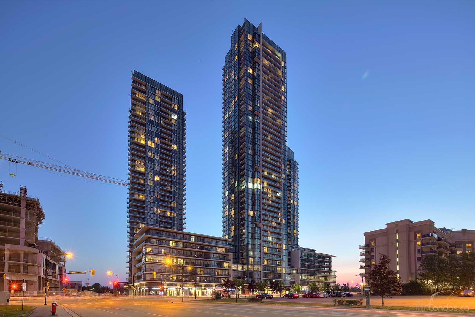 The Grand Residences at Parkside Village at 4070 Confederation Pkwy, Mississauga 1