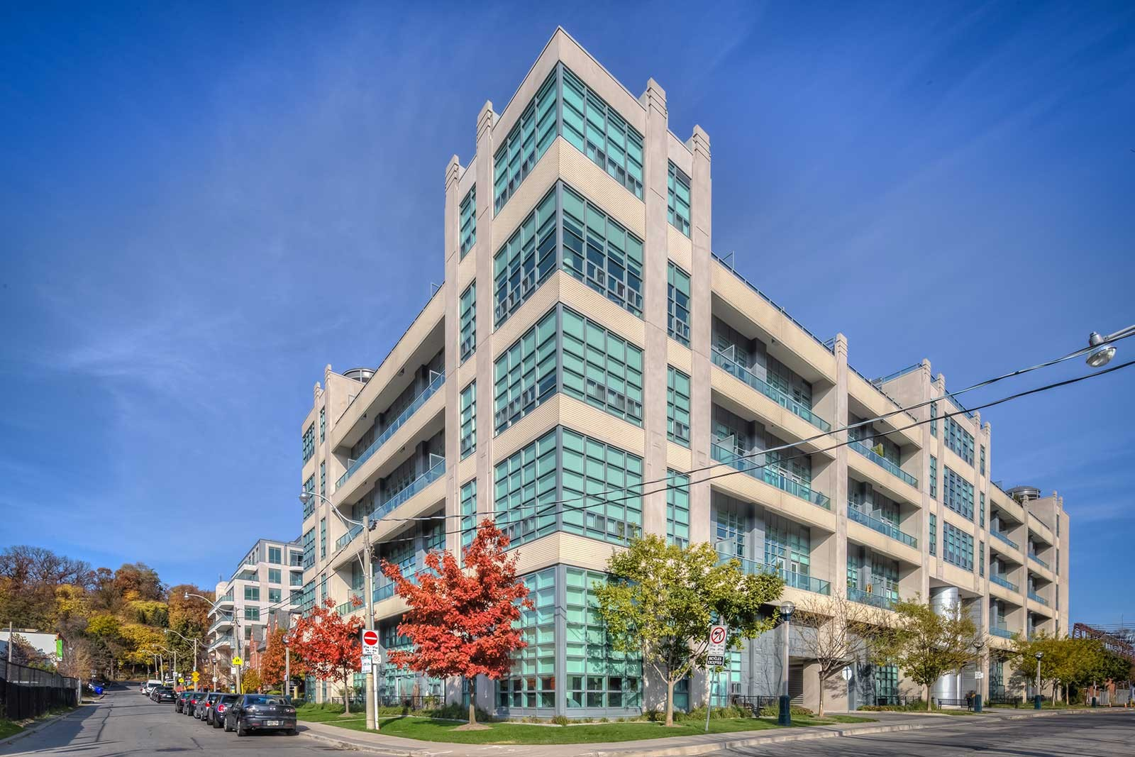 Madison Avenue Lofts at 380 Macpherson Ave, Toronto 0
