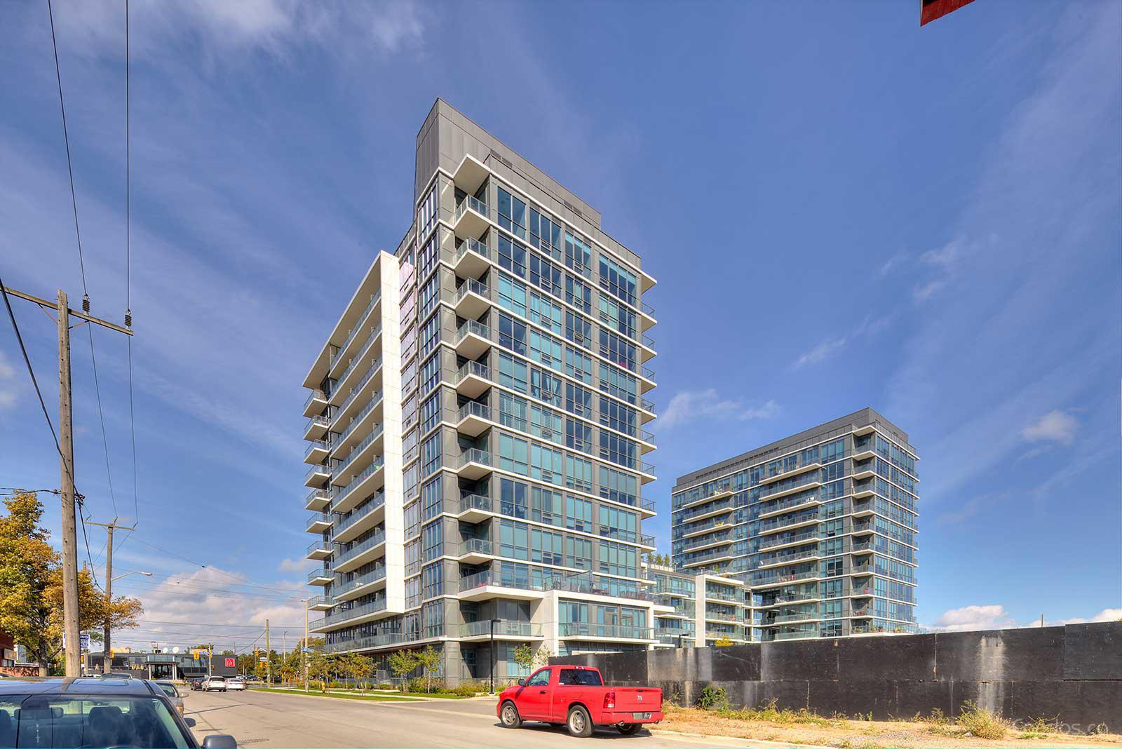 Park Towers Condominiums at IQ at 17 Zorra St, Toronto 0