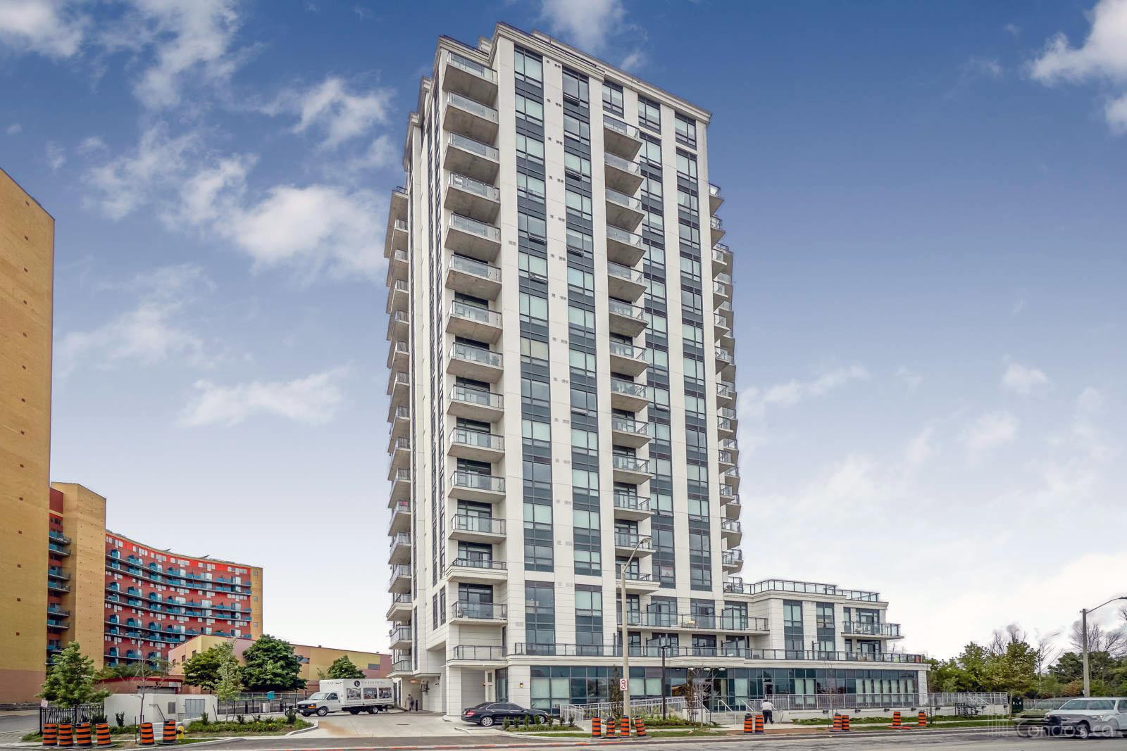 The Lexington Condominium Residences by the Park at 840 Queens Plate Dr, Toronto 0