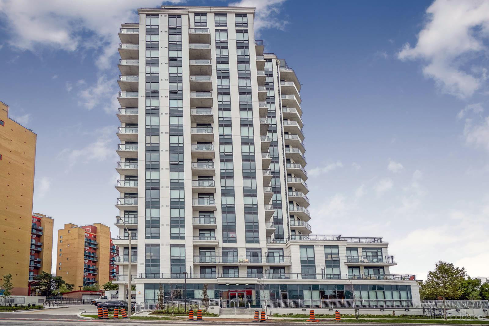 The Lexington Condominium Residences by the Park at 840 Queens Plate Dr, Toronto 1