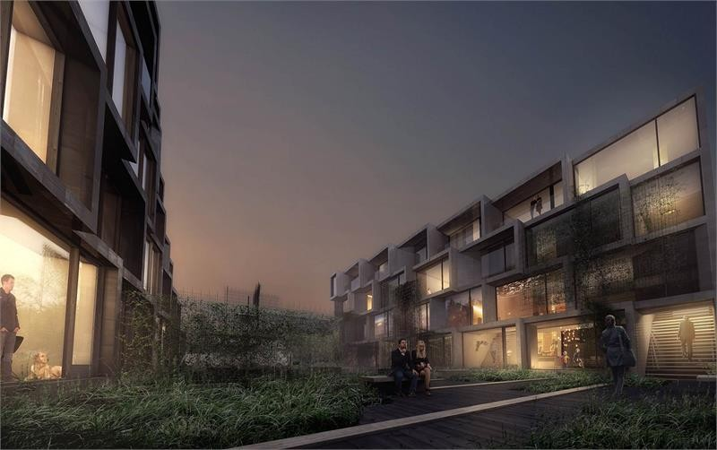 The Treehouse Townhomes at 2535 Gerrard St E, Toronto 0