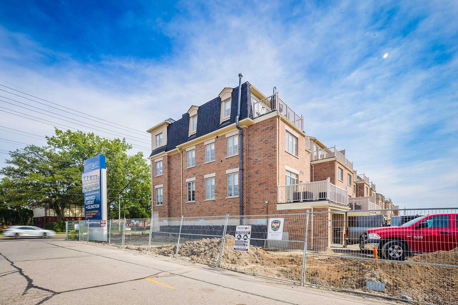 Westhaven at 1040 Islington Ave, Toronto 0
