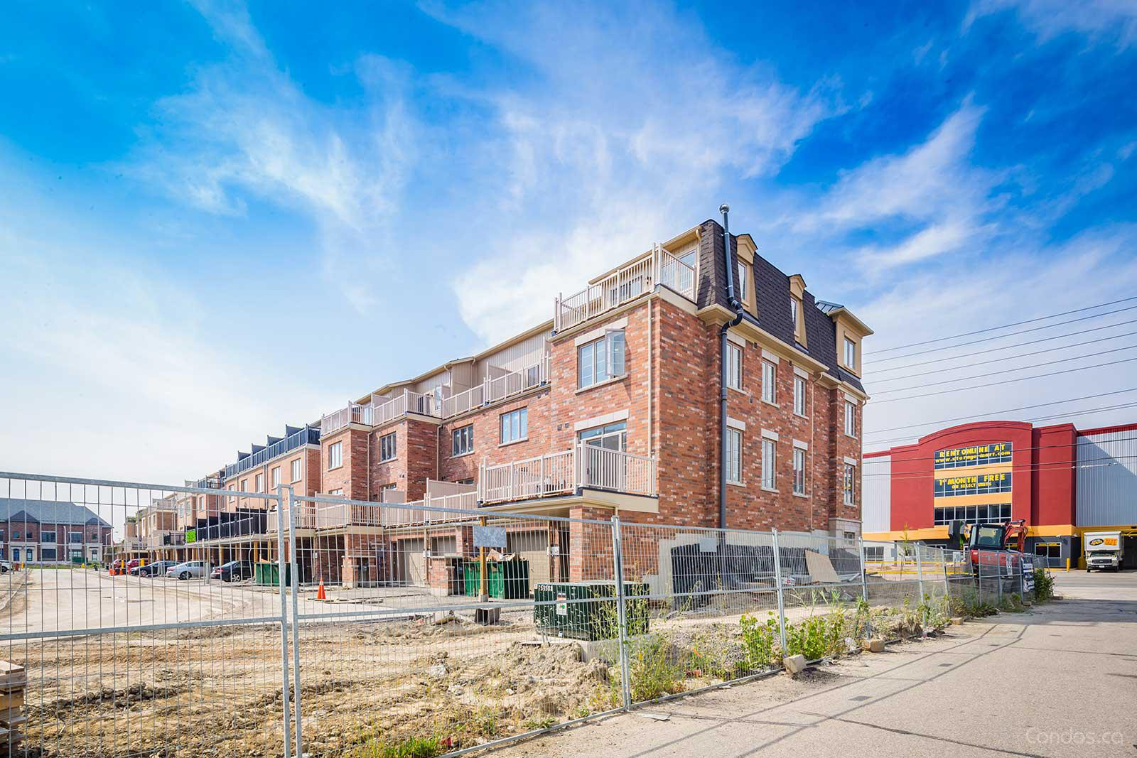 Westhaven at 1040 Islington Ave, Toronto 1