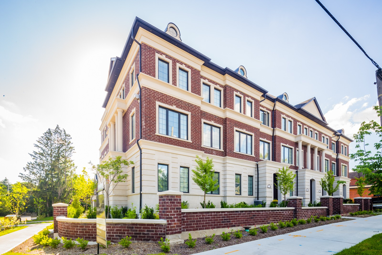 Baytree by Central Developments at 1 Baytree Crescent, Toronto 0