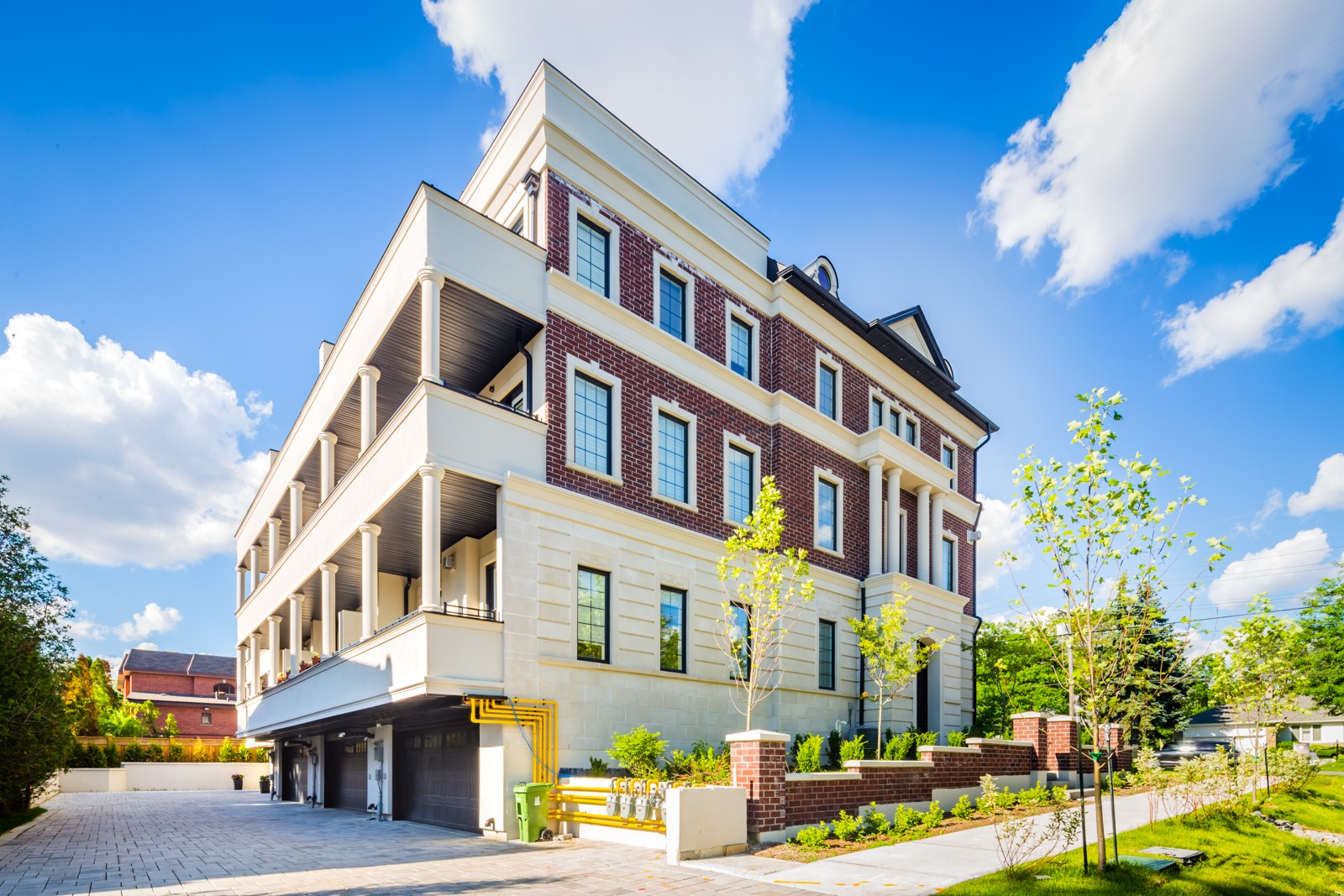 Baytree by Central Developments at 1 Baytree Crescent, Toronto 1