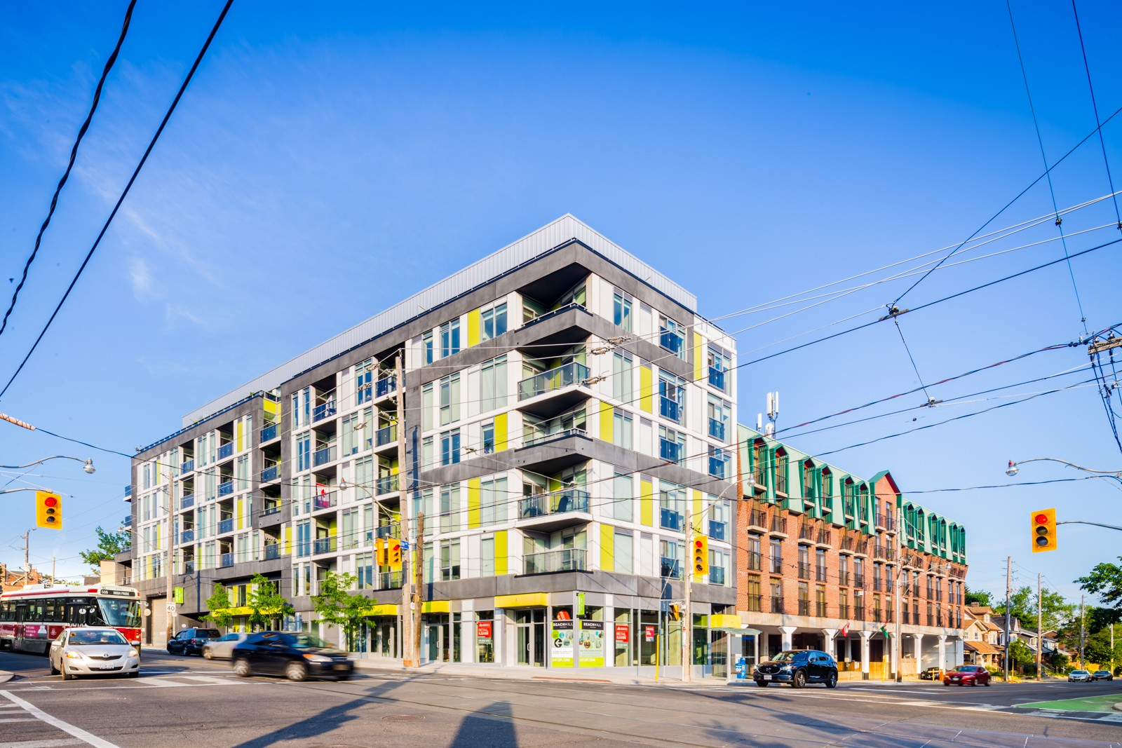 Beach Hill Residences at 763 Woodbine Ave, Toronto 0