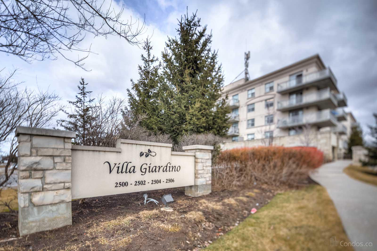 Villa Giardino Ⅱ at 2504 Rutherford Rd, Vaughan 0