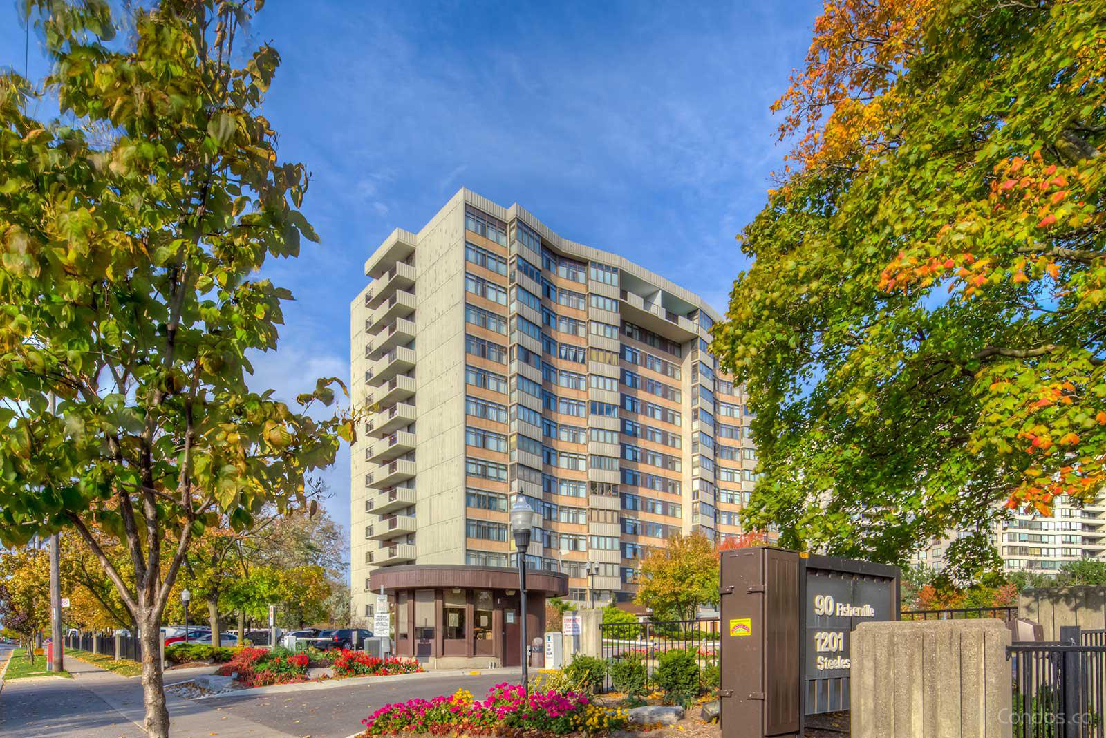 The Courtlands at 1201 Steeles Ave W, Toronto 0