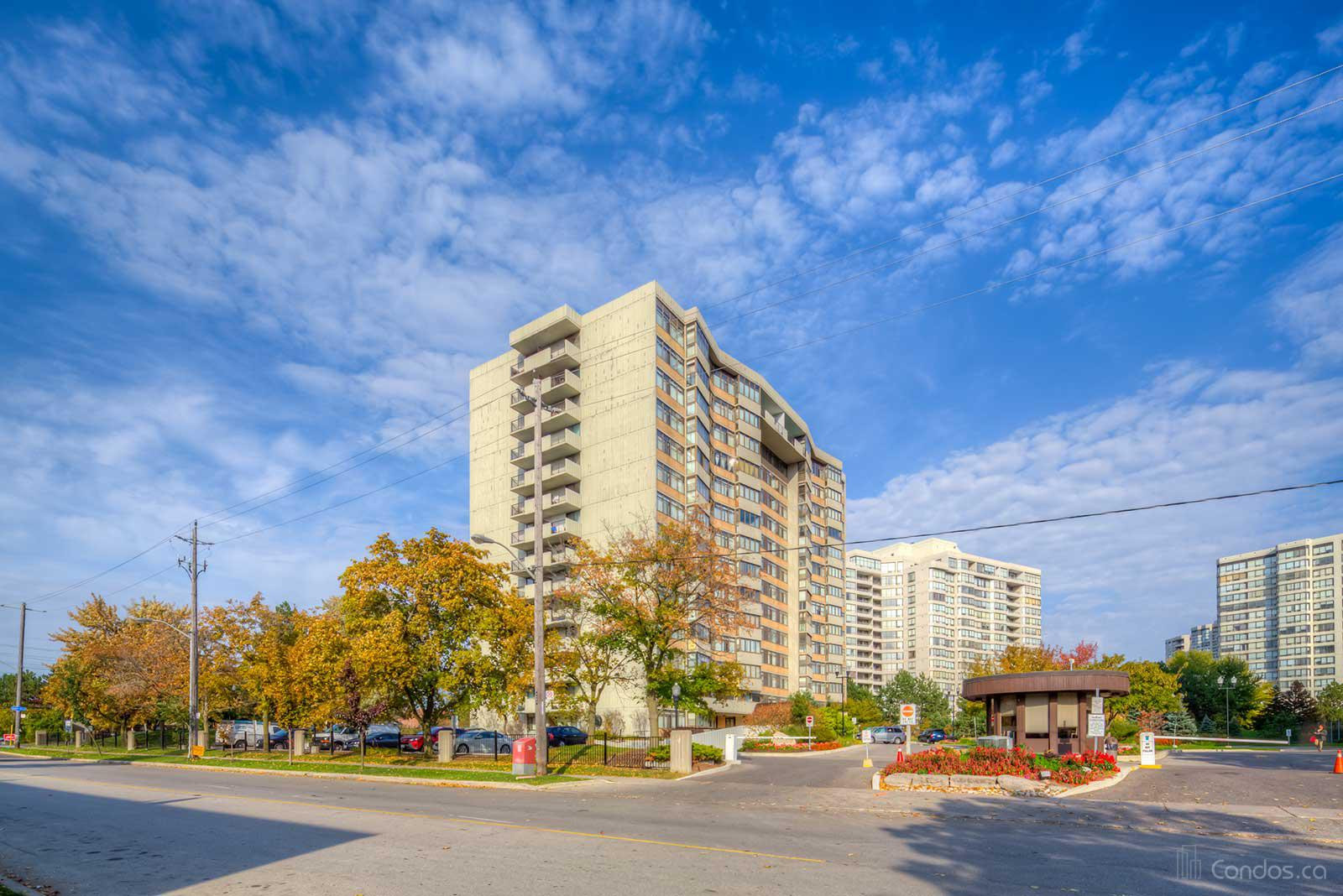 The Courtlands at 1201 Steeles Ave W, Toronto 1