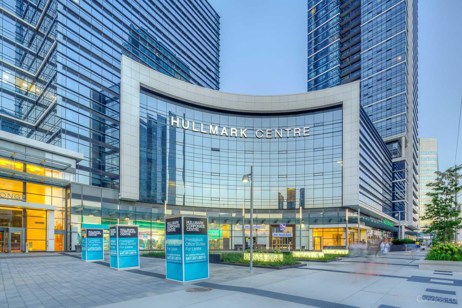 Hullmark Centre Ⅱ at 5 Sheppard Ave E, Toronto 1