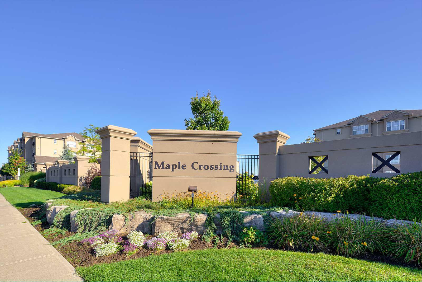 Maple Crossing Ⅰ at 1471 Maple Ave, Milton 1