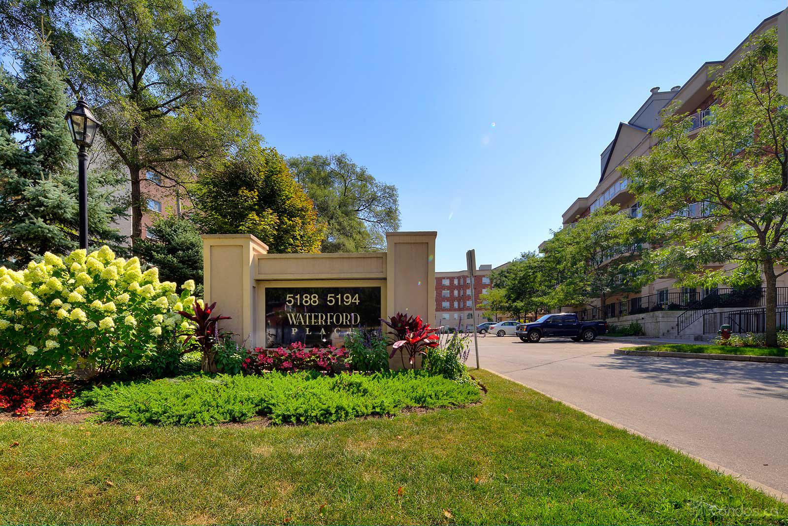 Waterford Place at 5188 Lakeshore Rd, Burlington 1