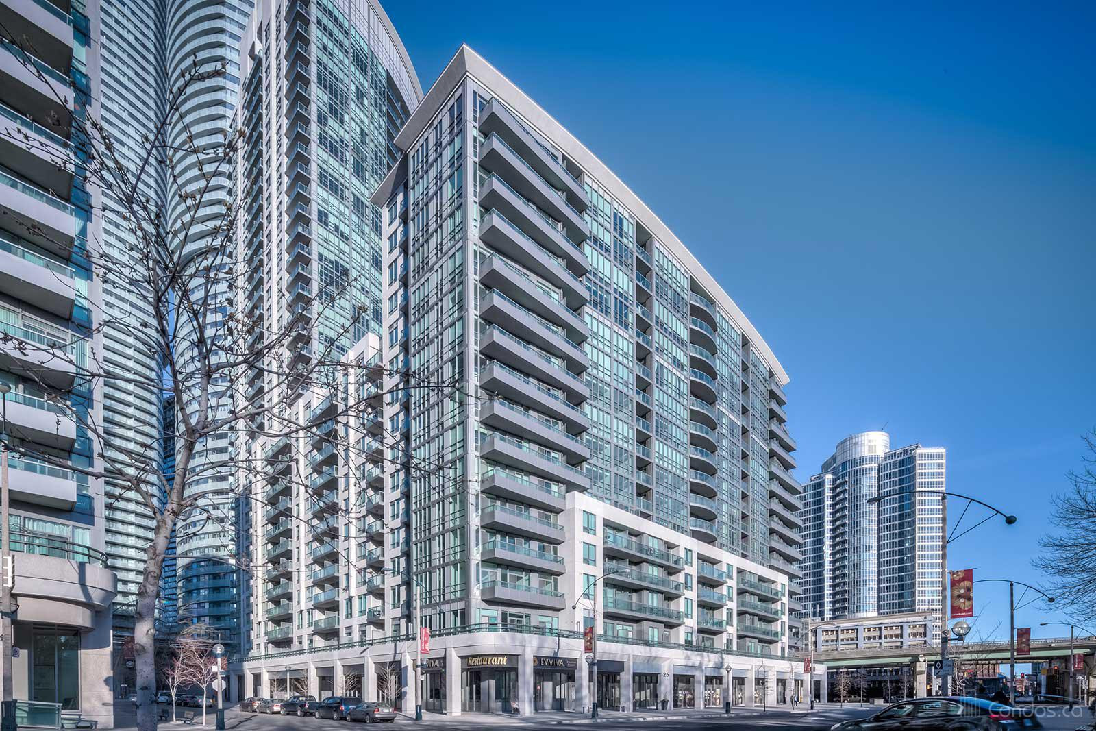Infinity IV The Final Phase at 25 Lower Simcoe St, Toronto 1