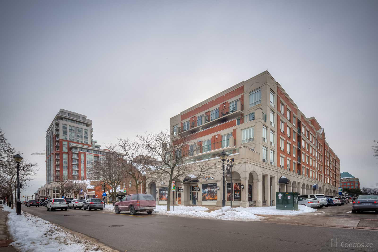 The Residences of Village Square at 430 Pearl St, Burlington 0