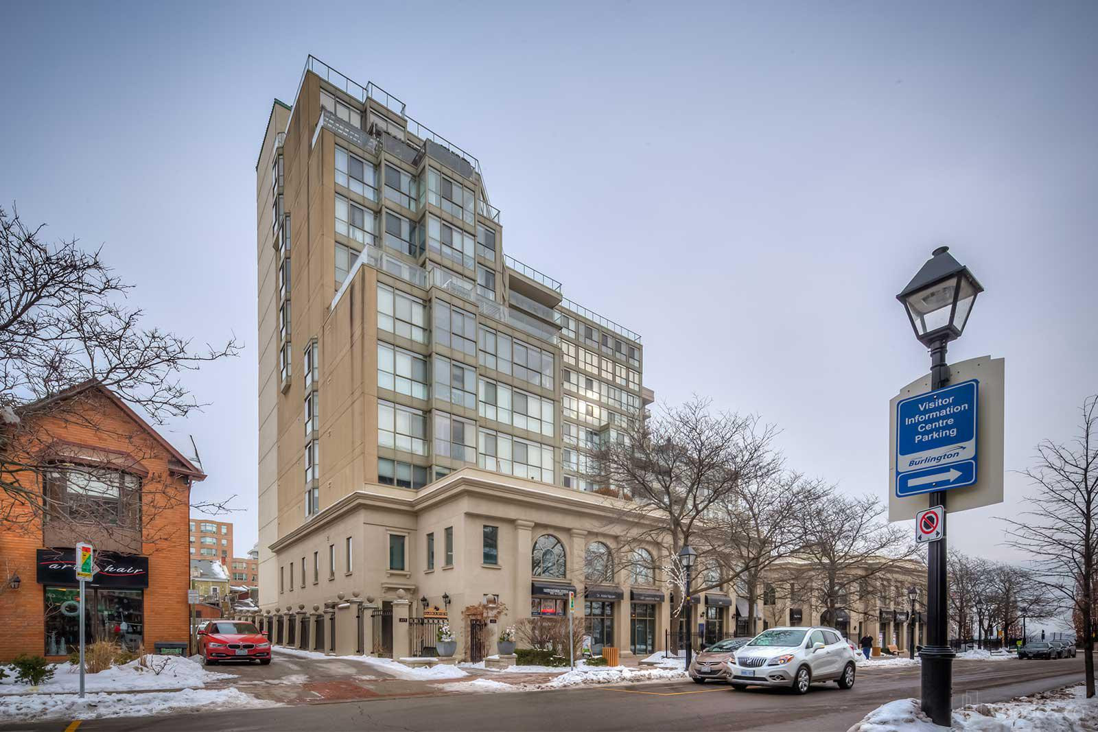 Harbourview Residences at 415 Locust St, Burlington 0