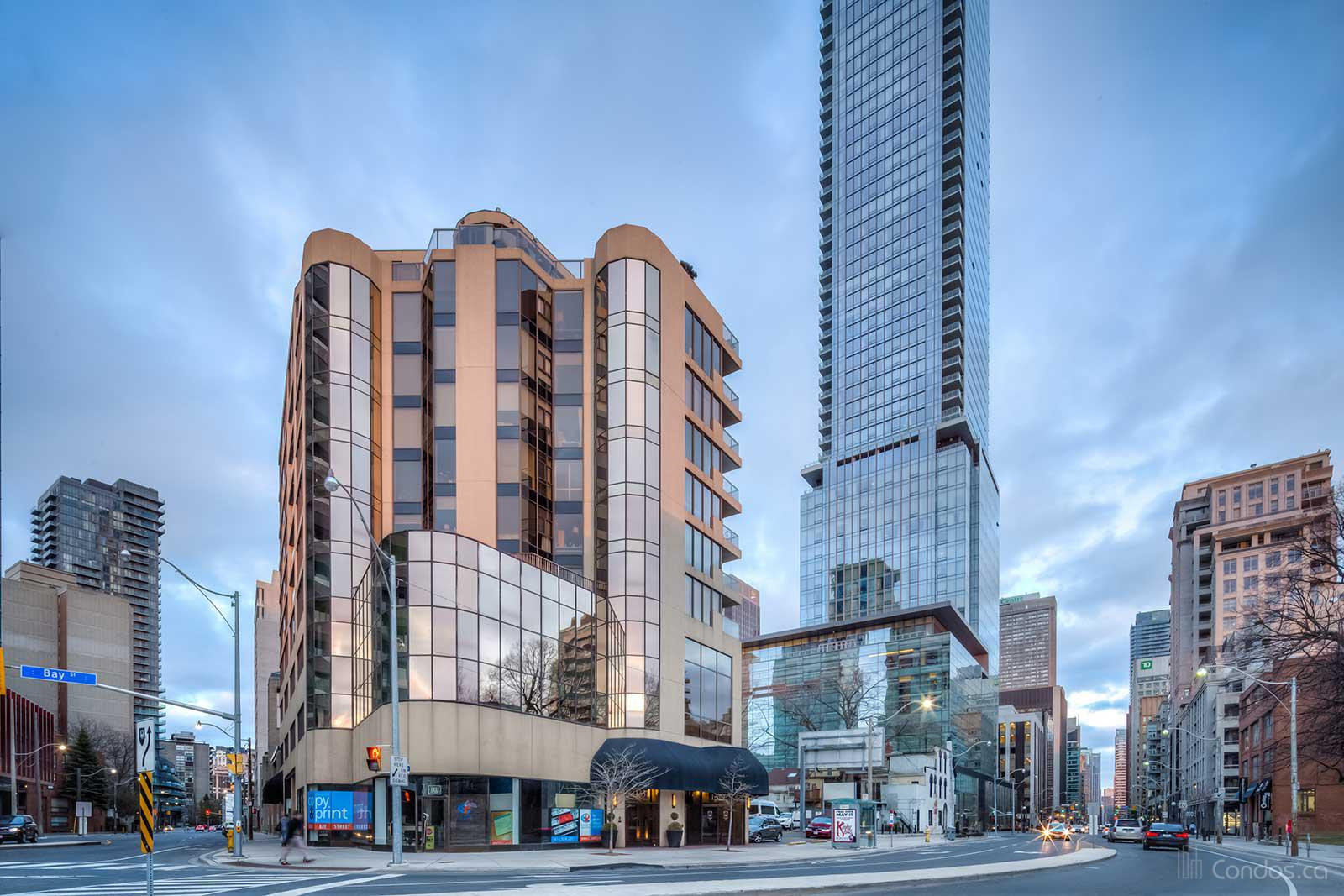 1331 Bay Street Condos at 1331 Bay St, Toronto 1