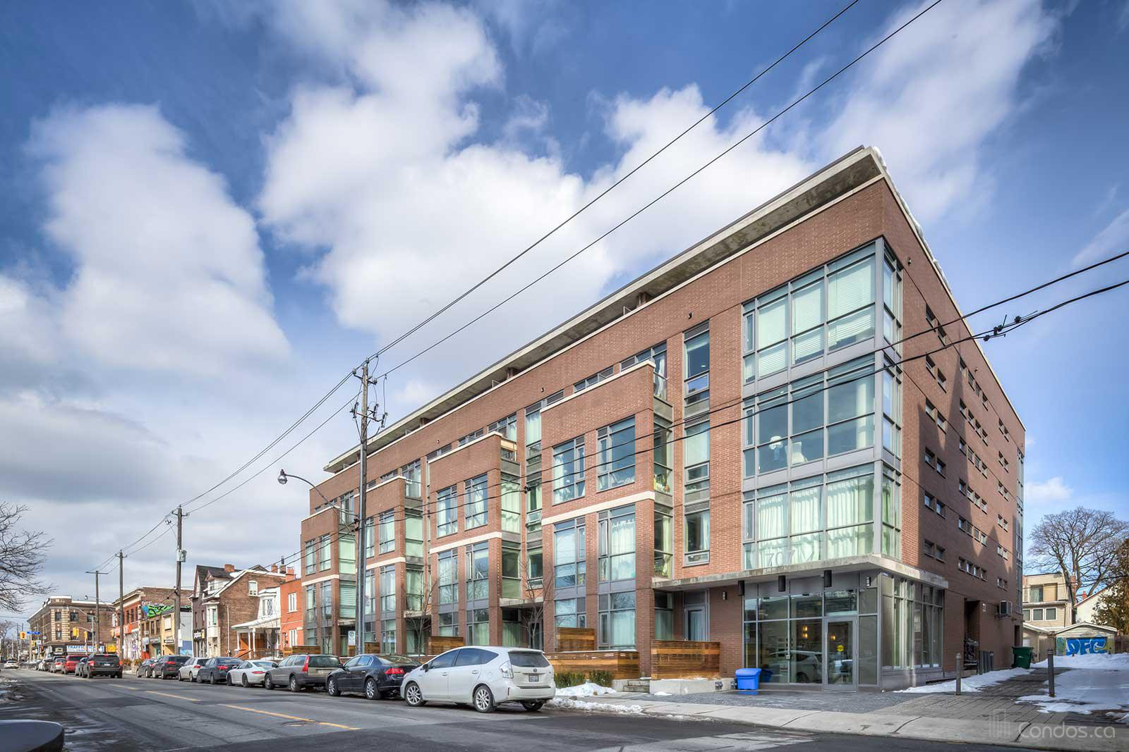 707 Lofts at 707 Dovercourt Rd, Toronto 0