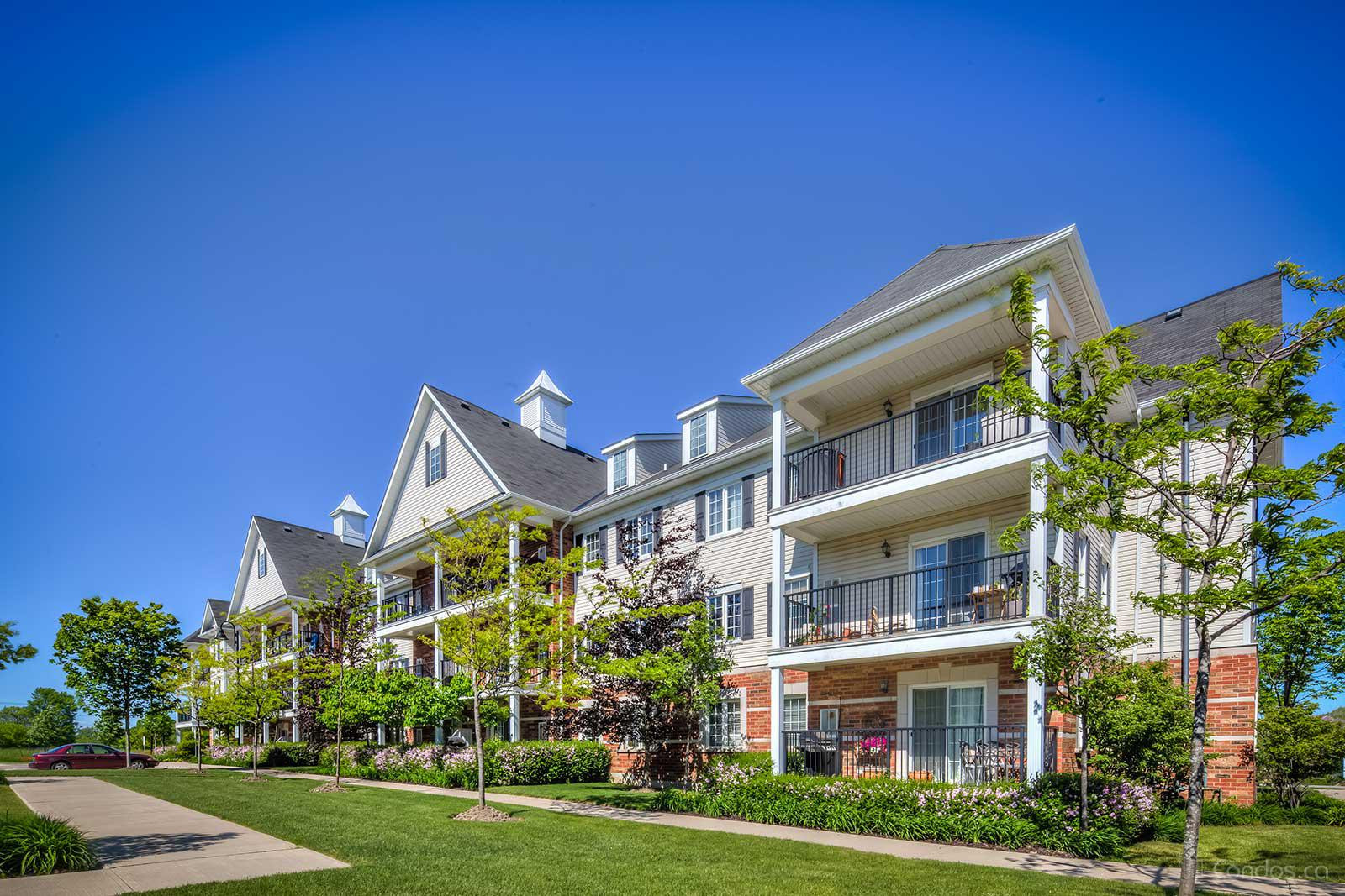 The Marina Village at 55 Shipway Ave, Clarington 1