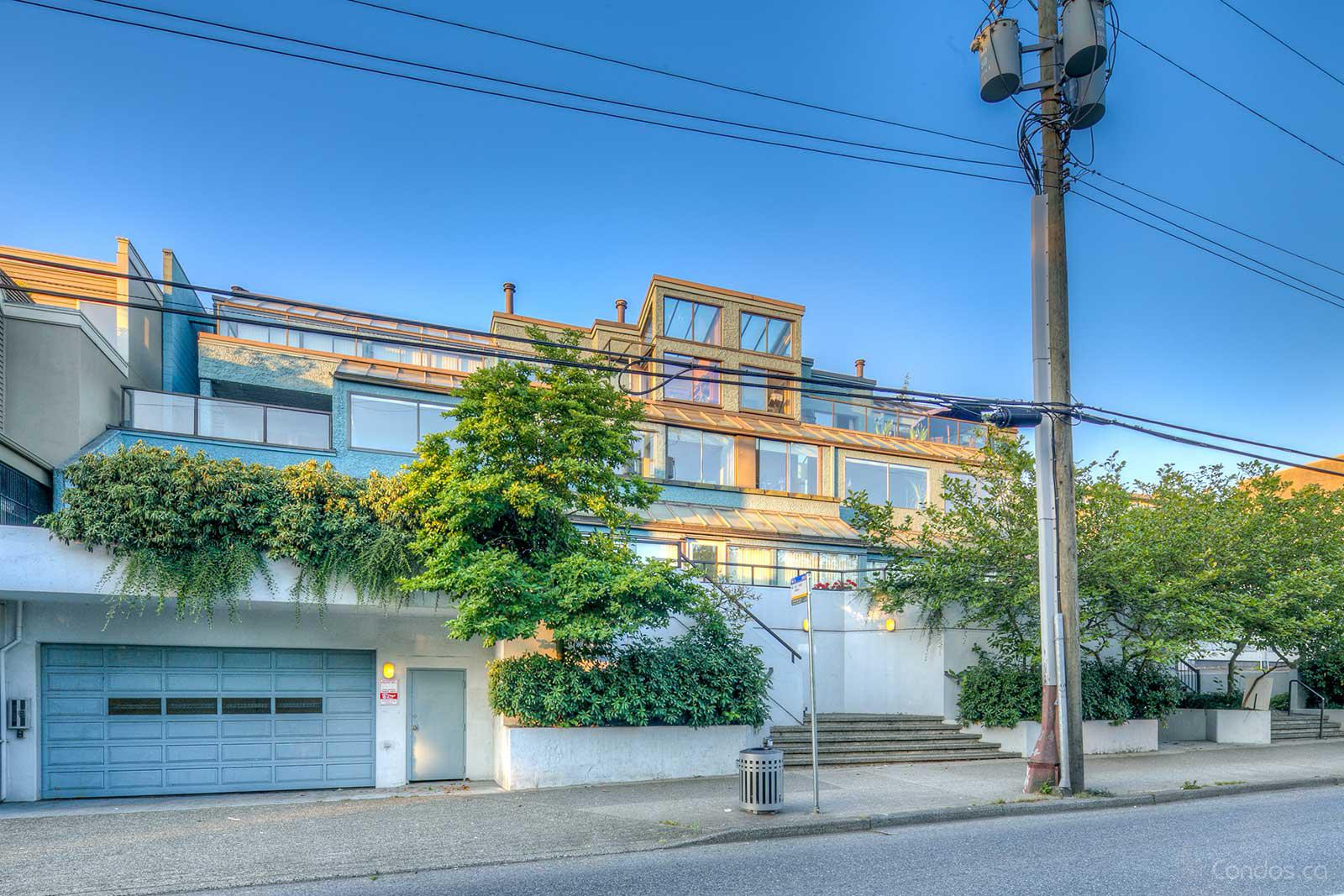 Alder Bay Place at 1220 W 6th Ave, Vancouver 1