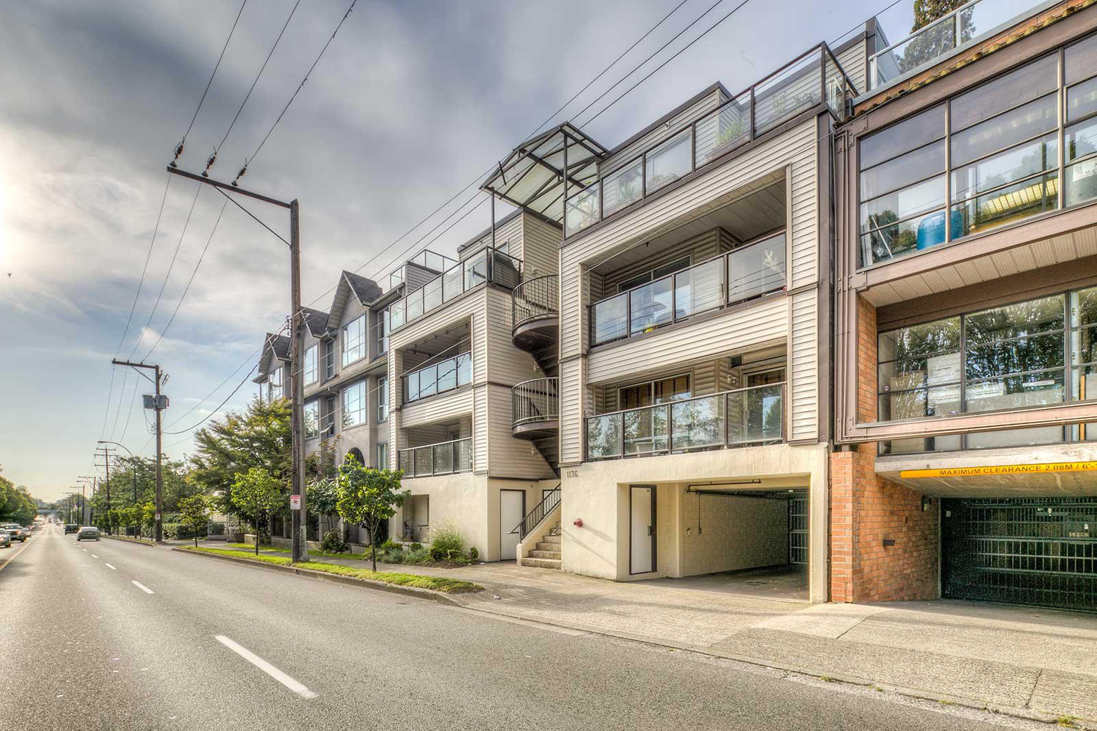 Alder Heights at 1176 W 6th Ave, Vancouver 0
