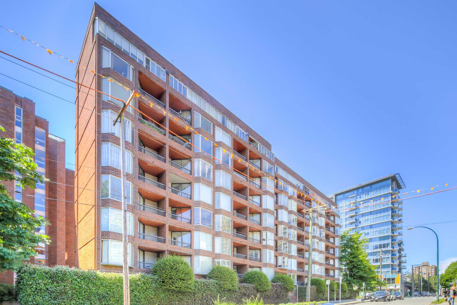Anchor Point at 1330 Burrard St, Vancouver 1