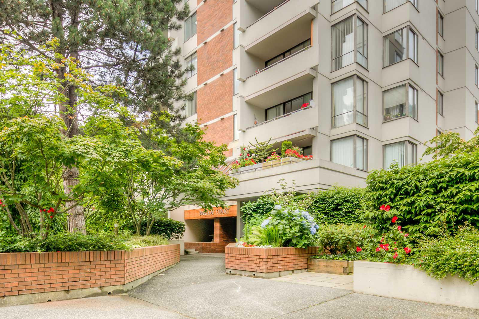 Barclay Court at 1127 Barclay St, Vancouver 1