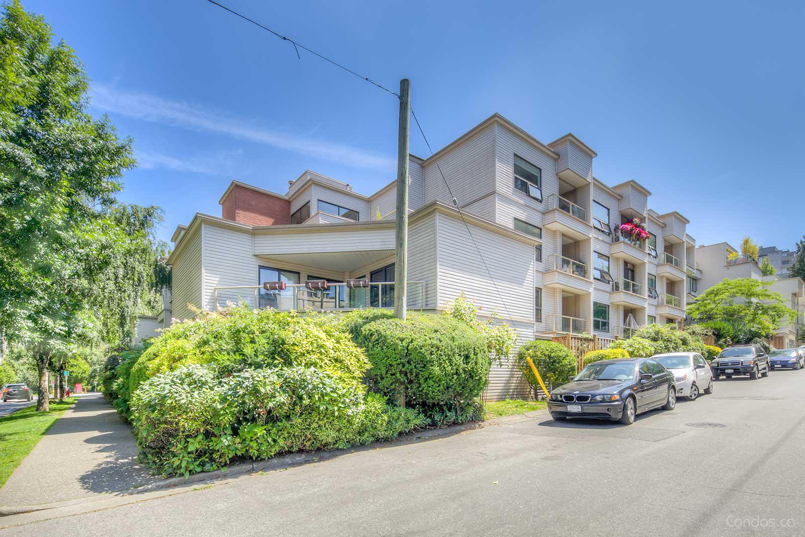 Broughton Terrace at 1350 Comox St, Vancouver 0