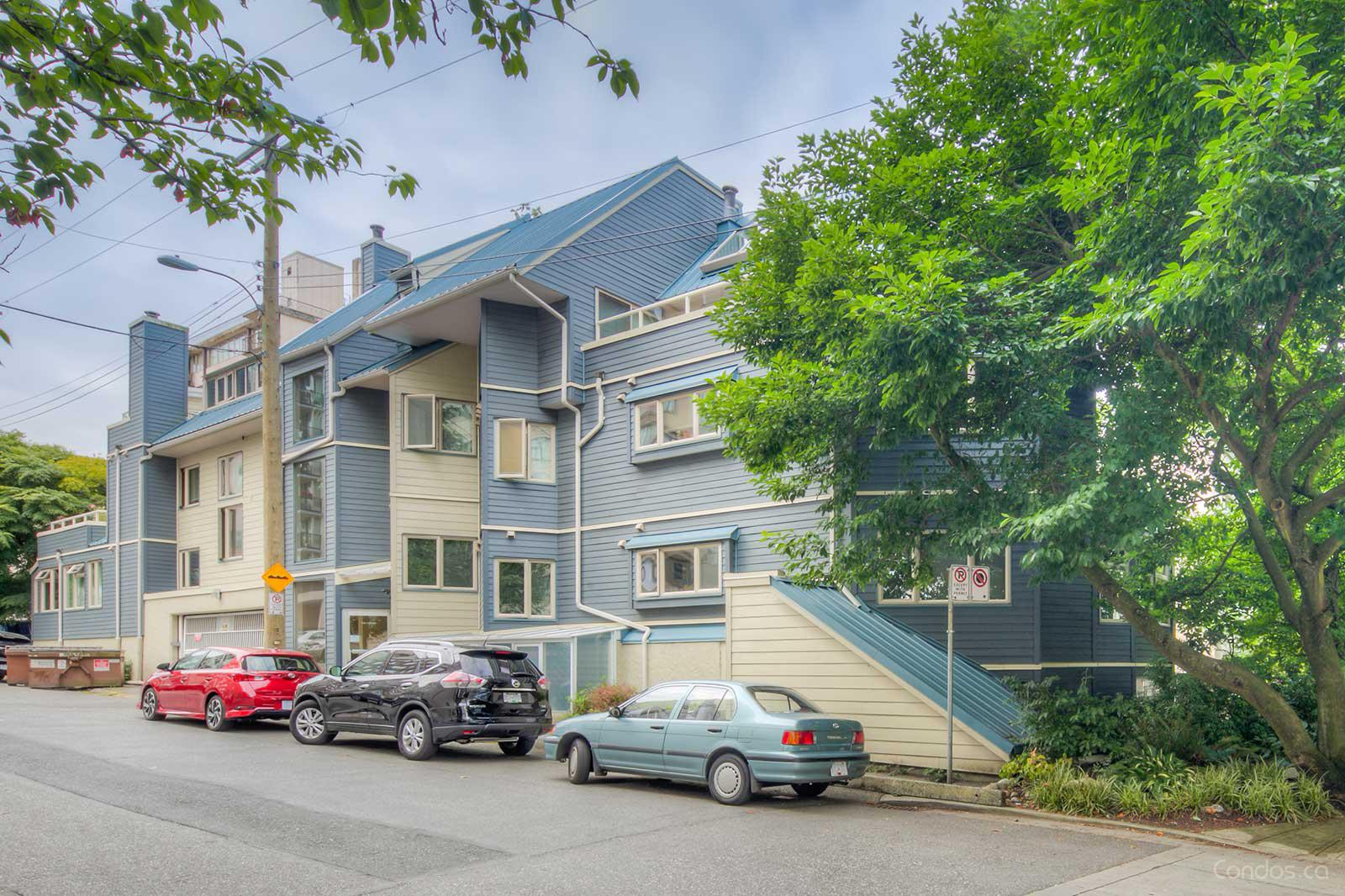 Cardero Court at 1238 Cardero St, Vancouver 0
