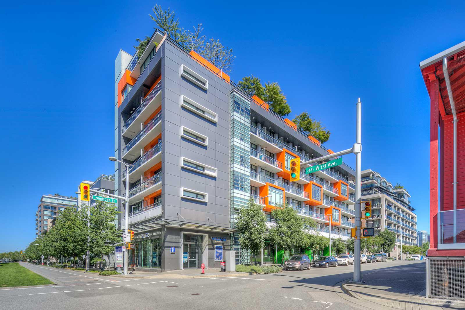 Compass At The Village at 123 W 1st Ave, Vancouver 0