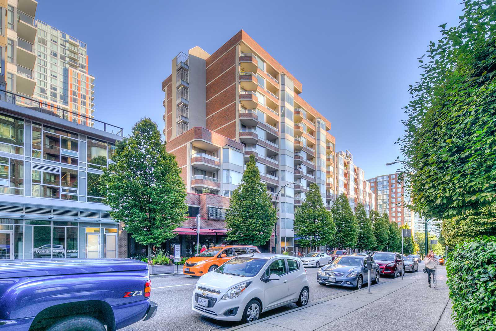 Hornby Court at 1330 Hornby St, Vancouver 0
