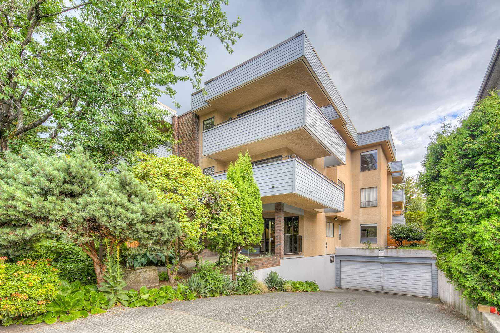 Kensington Place at 1250 W 12th Ave, Vancouver 1