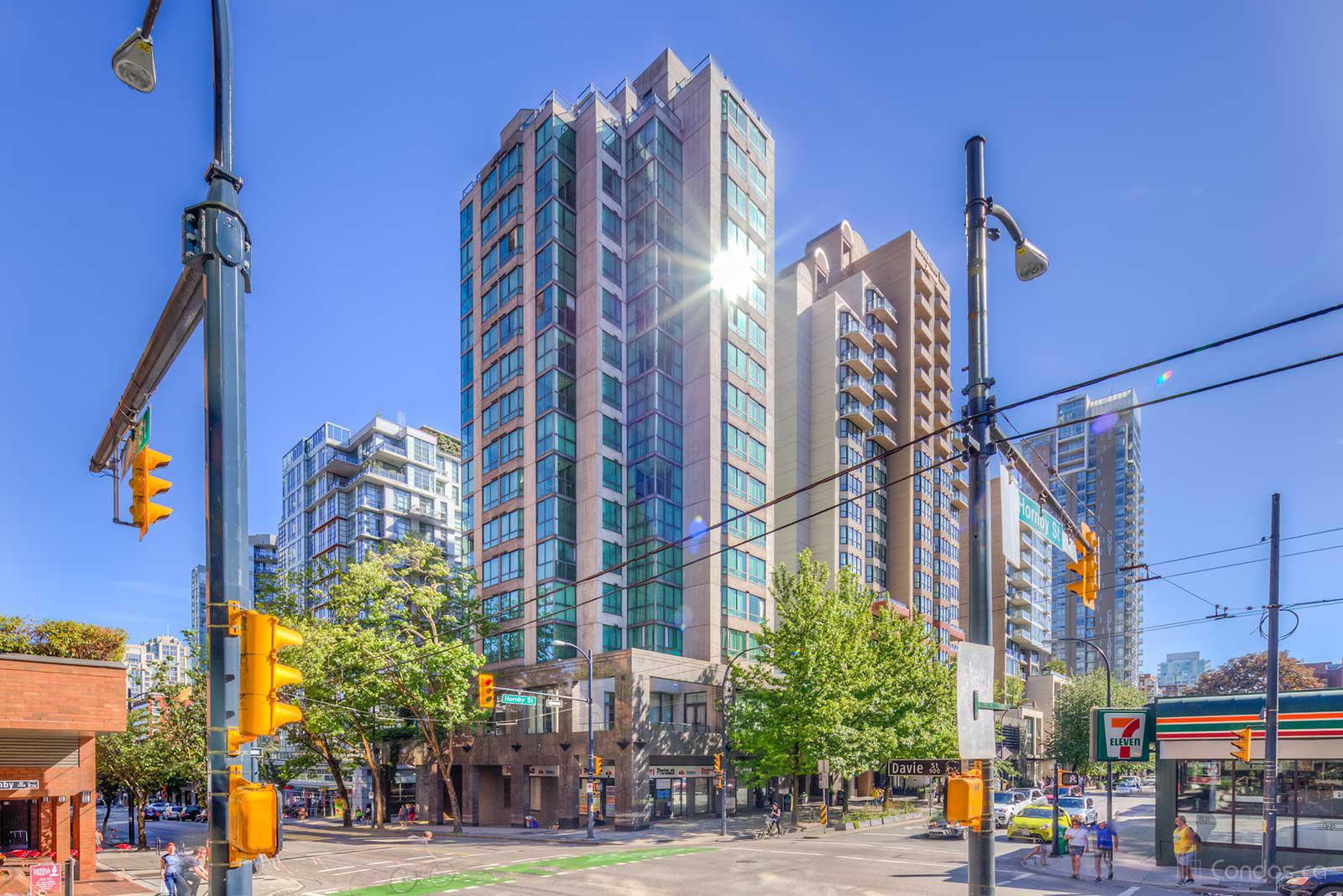 The Landis Hotel & Suites at 1200 Hornby St, Vancouver 0