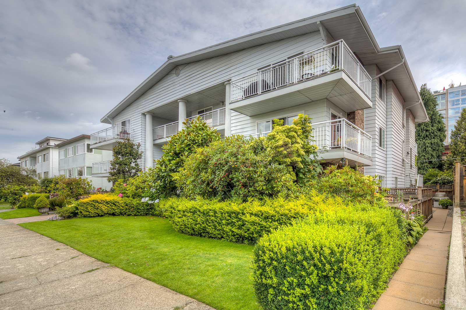 Landmark Villa at 1066 W 13th Ave, Vancouver 0