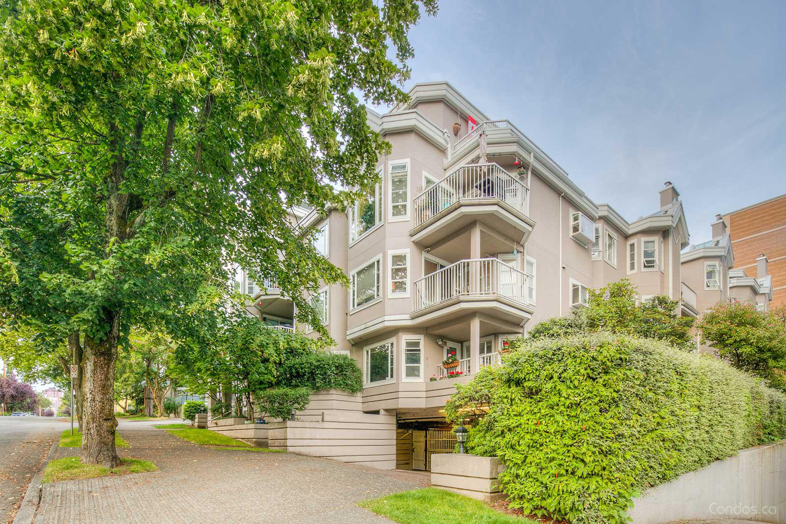Linden House at 1280 Nicola St, Vancouver 0