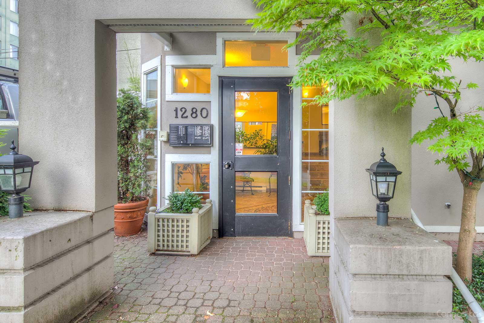 Linden House at 1280 Nicola St, Vancouver 1