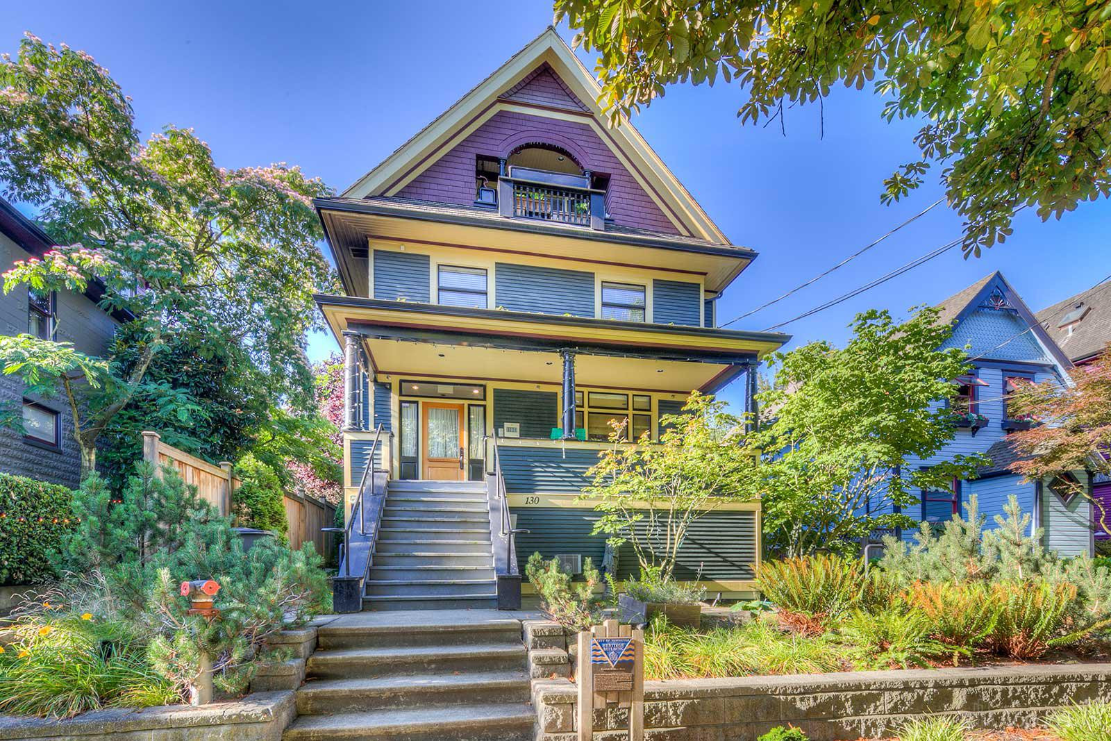 Macauley House at 130 W 10th Ave, Vancouver 0