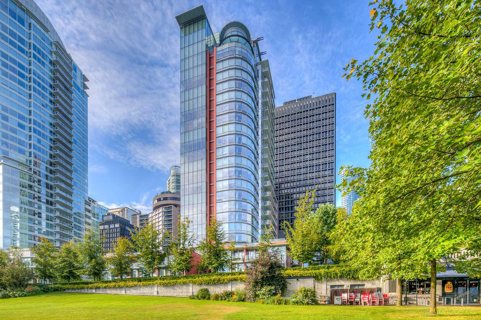 One Harbour Green at 1169 W Cordova St, Vancouver 0