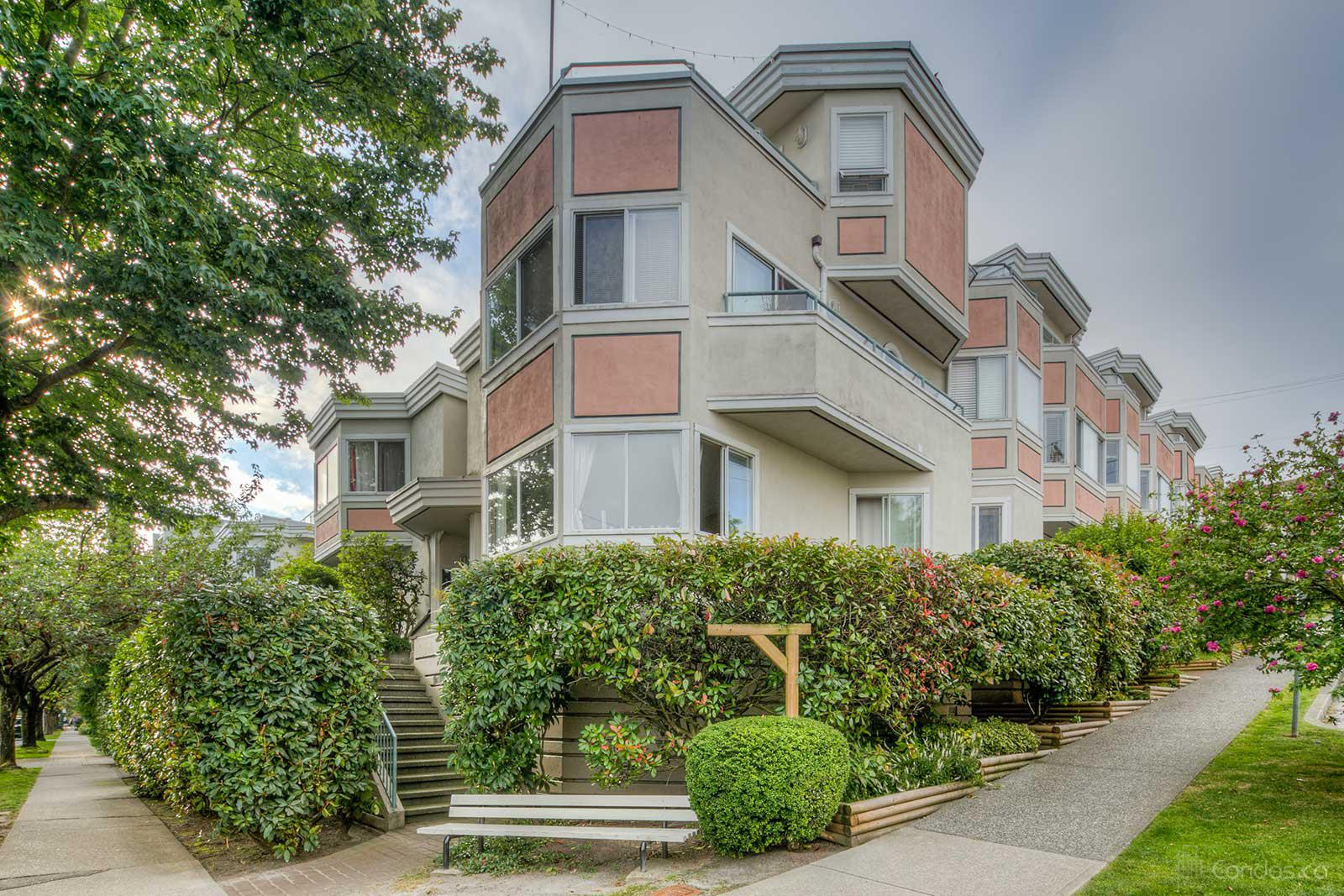 San Franciscan at 1182 W 7th Ave, Vancouver 1